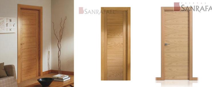 Puertas de interior de dise o de sanrafael puertas for Puertas italianas interior